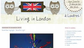 informations sur la vie familiale à Londres
