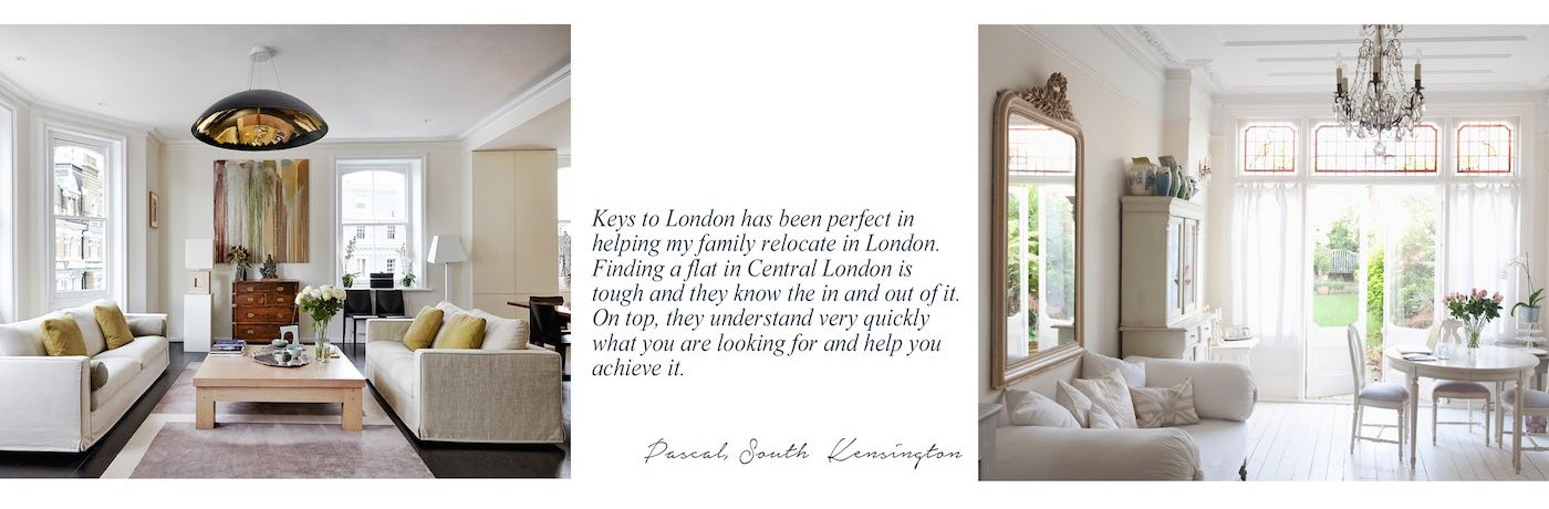 Renting in South Kensington