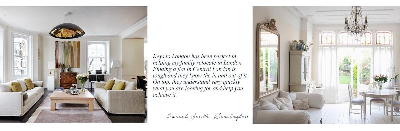 Renting in South Kensington